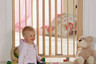Kinderschutzgitter