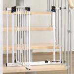 Das Impag® Treppenschutzgitter ohne bohren