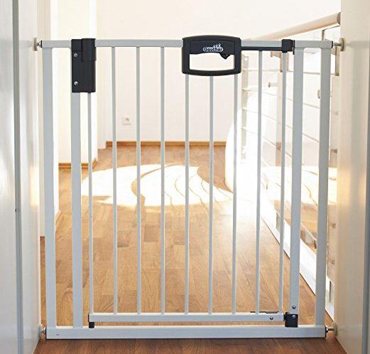 treppenschutzgitter ohne bohren die top 3 schutzgitter. Black Bedroom Furniture Sets. Home Design Ideas
